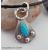 Sleeping Beauty Turquoise Angel Inspired Necklace